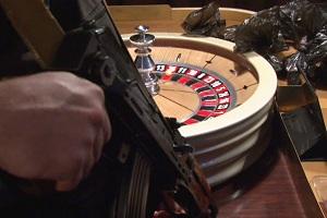 Днепропетровской полицией за сутки была пресечена деятельность 25 подпольных казино