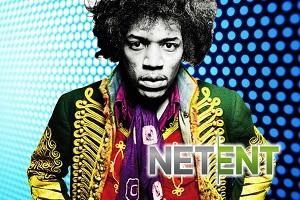 Новый игровой автомат Jimi Hendrix от NetEnt